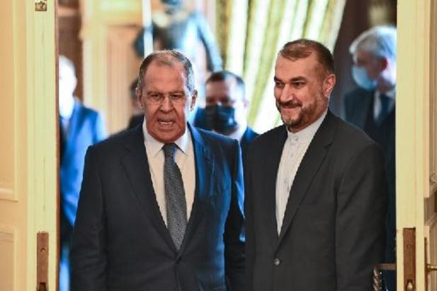"""Nucléaire iranien: Téhéran s'attend à une reprise """"prochaine"""" des pourparlers de Vienne"""