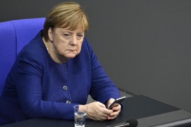 'Harde lockdown Duitsland noodzakelijk om virus in te dammen'