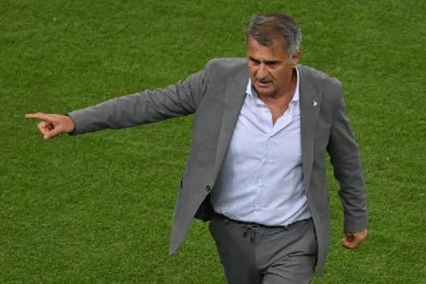 """Ce sera difficile de se qualifier"" pour la Turquie, admet Senol Gunes"