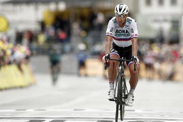 Peter Sagan past na knieoperatie voor Olympische Spelen