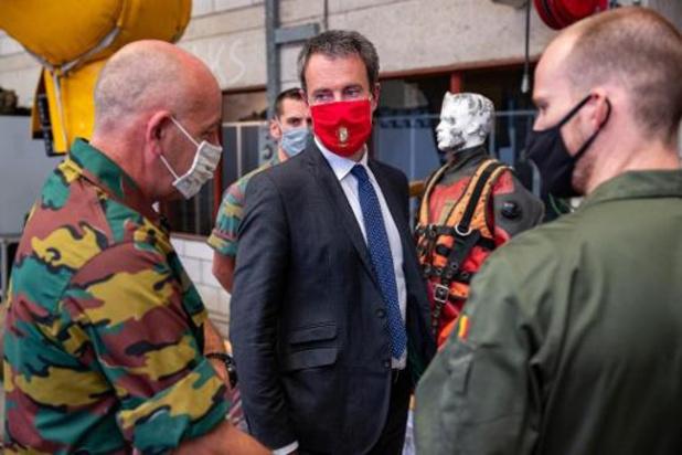 België stuurt medisch noodteam