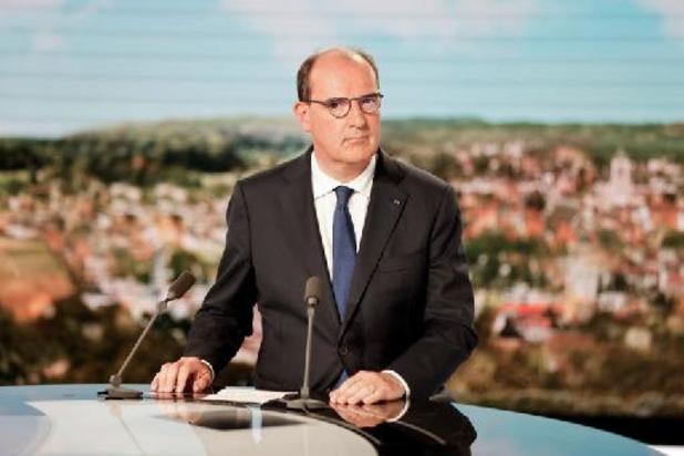 France: le Premier ministre Castex annonce un nouveau coup de collier sur la vaccination