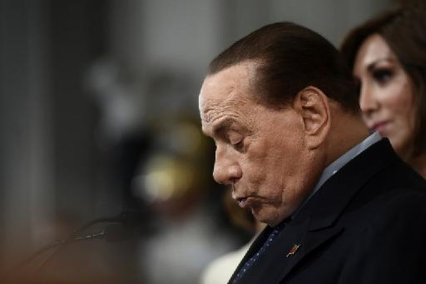 Coronavirus - Berlusconi opnieuw opgenomen in ziekenhuis