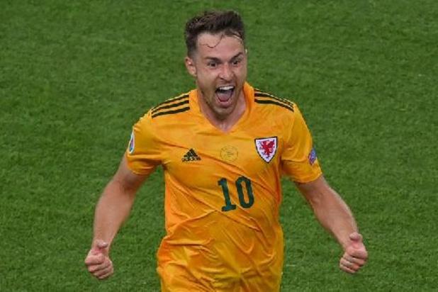 Le Pays de Galles se joue de la Turquie et fait un grand pas vers les huitièmes de finale