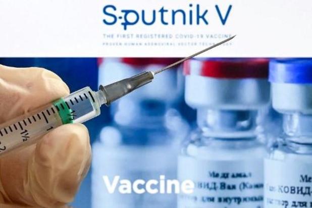 La Russie a des accords de production de Spoutnik V en Europe, notamment en France