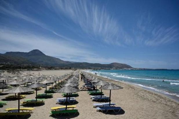 Twee Belgische toeristen overleden in Kreta