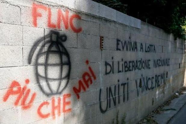 Frans parket voert onderzoek naar heropstart Corsicaanse separatistische beweging