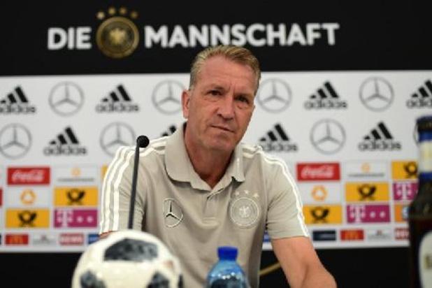 Andreas Köpke quitte son poste d'entraîneur des gardiens après 17 ans
