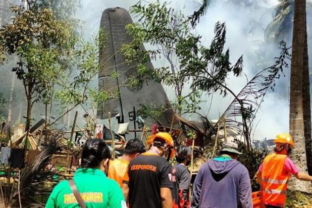 Vijftig doden bij vliegtuigcrash op Filipijnen, alle inzittenden terecht