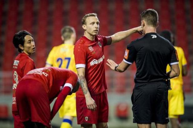 Jupiler Pro League - L'Antwerp tenu en échec à domicile par Saint-Trond