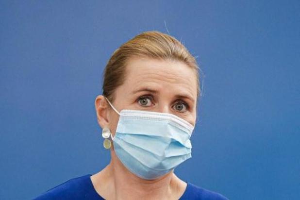 Denemarken voert mondmasker in openbaar vervoer in