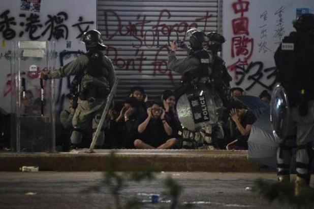 Amnesty dénonce l'usage disproportionné de la force lors des manifestations du Nouvel An à Hong Kong