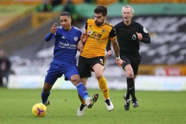 Les Belges à l'étranger - Leicester (assist de Tielemans) qualifié dans les arrêts de jeu contre Brighton