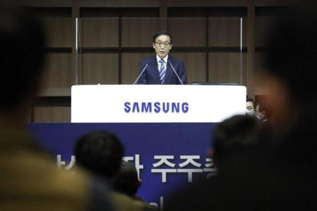 Samsung voorspelt winstgroei