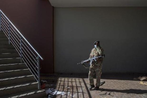 Afrique du Sud: au moins 45 morts, pillages toujours en cours