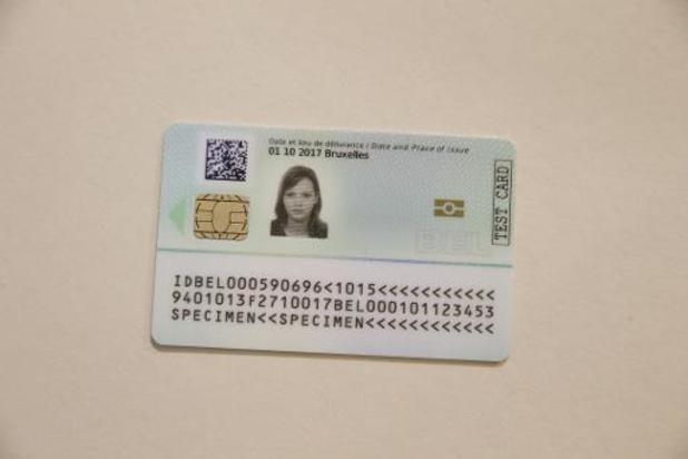 Toutes les communes délivreront des cartes d'identité avec empreintes digitales