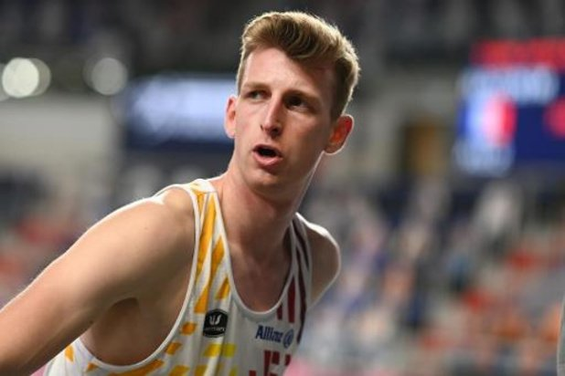 Alexander Doom krijgt voorkeur op Iguacel, Kevin Borlée slotloper in 4x400m