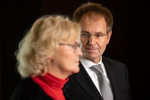 Minister van Justitie en federaal procureur spreken duidelijk over terreur