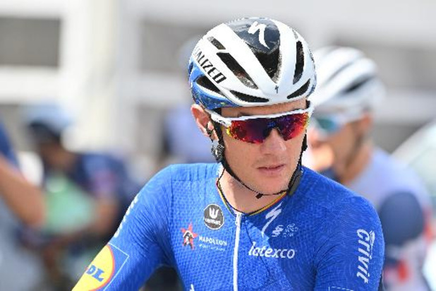 Ronde van Groot-Brittannië: Yves Lampaert wint zevende etappe