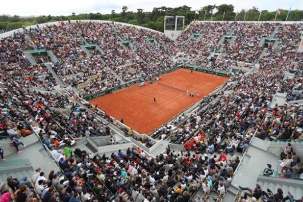 """Roland-Garros se déroulera avec du public, le stade sera rempli de """"50 à 60%"""""""