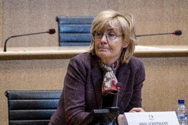 """François Schepmans restera échevine et parlementaire, le MR attend un """"allègement"""""""