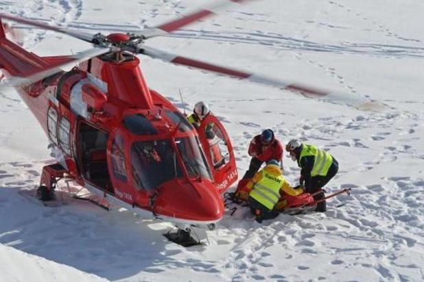 WB alpijnse ski: Amerikaanse skiër Ford komt zwaar ten val in reuzenslalom Adelboden