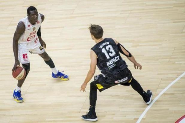Eurocup - Une dernière défaite pour Anvers, battu à Bologne
