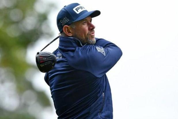 L'Anglais Lee Westwood N.1 européen de golf, pour la troisième fois, vingt ans plus tard