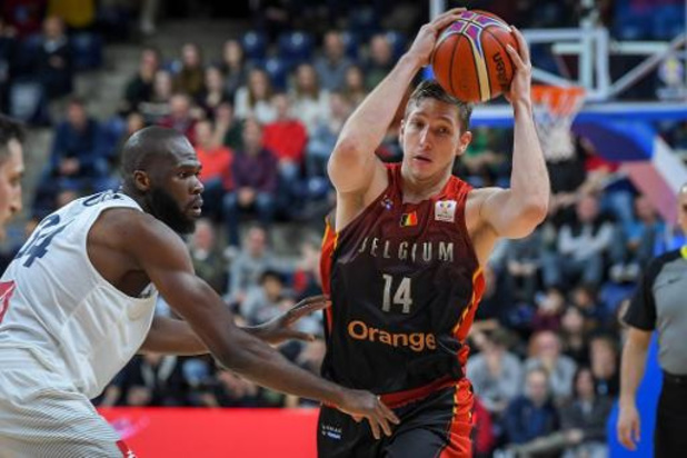 Belgian Lions - Maxime De Zeeuw rompt son contrat avec les Polonais de Gora