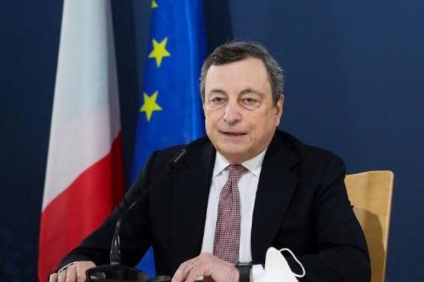 Italiaanse regering pompt 40 miljard euro in economie en arbeidsmarkt