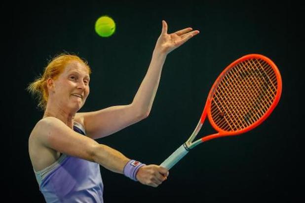 Open d'Australie - Alison Van Uytvanck éliminée au 2e tour par la Kazakhe Yulia Putintseva