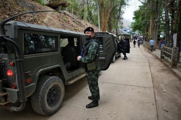 """""""Leger Myanmar veroordeelt 19 demonstranten ter dood"""""""
