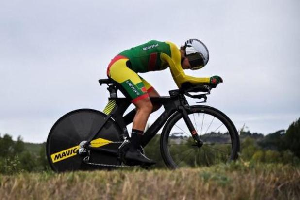 WK Wielrennen - Fietsen Litouwse wielerploeg 's ochtends gestolen, 's namiddags gevonden