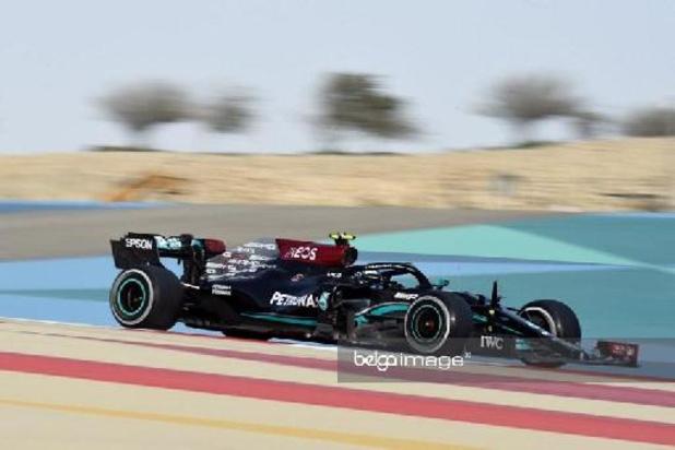 F1 - Valtteri Bottas réalise le meilleur temps de la 2e journée des tests de pré-saison