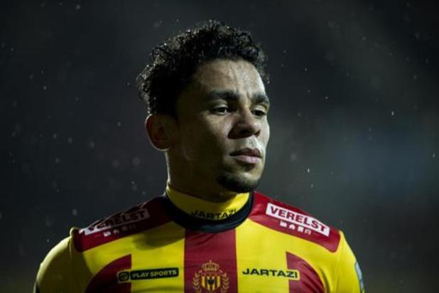 Une saison de plus pour Igor De Camargo au FC Malines