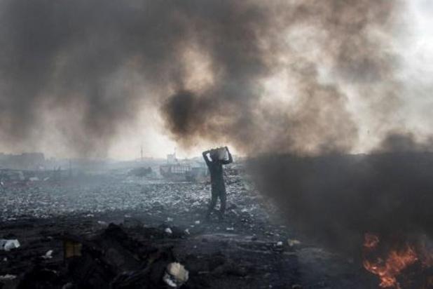 La quantité de déchets électroniques a augmenté de 21% en cinq ans, selon l'Onu