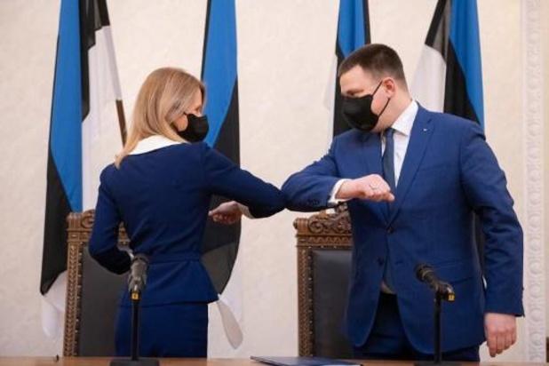 Estland heeft nieuwe regering na ontslag van eerste minister