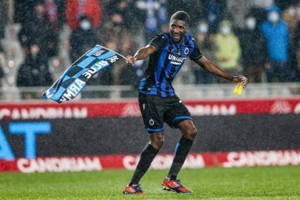 Ligue des Champions : le Club Bruges avec le Zenit, Dortmund et la Lazio