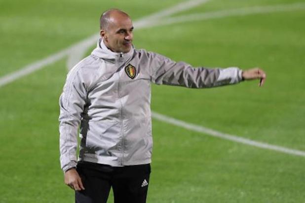 Veel onzekerheid rond selectie Roberto Martinez voor Nations League-duels