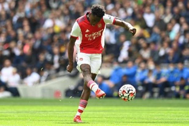 Les Belges à l'étranger - Arsenal remporte le derby contre Tottenham