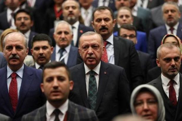 Damascus haalt zwaar uit naar Turkse president Erdogan