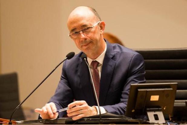 Coronavirus - Masques détruits: une attitude irresponsable, regrette Rudy Demotte