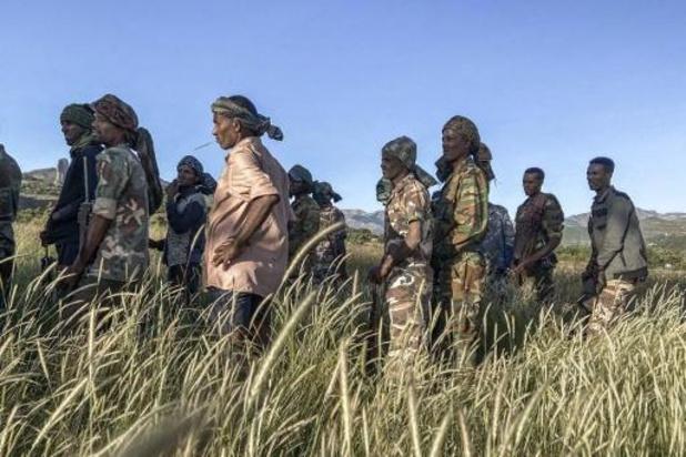 Ethiopiërs vluchten voor geweld naar Soedan, ook deserterende soldaten