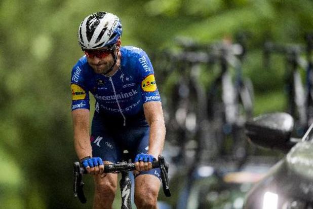 Pieter Serry prolonge chez Deceuninck-Quick Step jusqu'en 2023