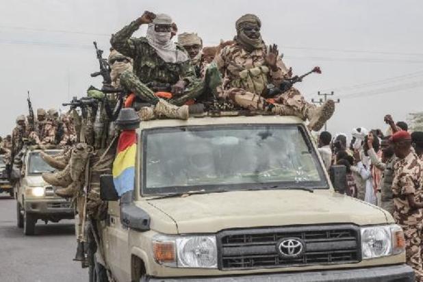 Leger Tsjaad roept zege op rebellen uit