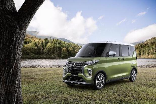 Mitsubishi toont micro SUV
