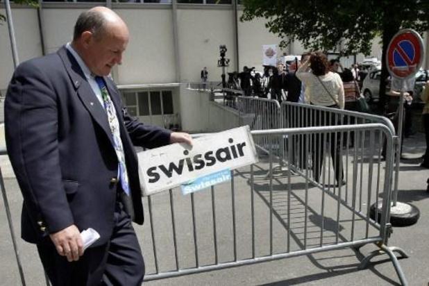 Kosten voor liquidatie van Swissair geraamd op 276 miljoen euro
