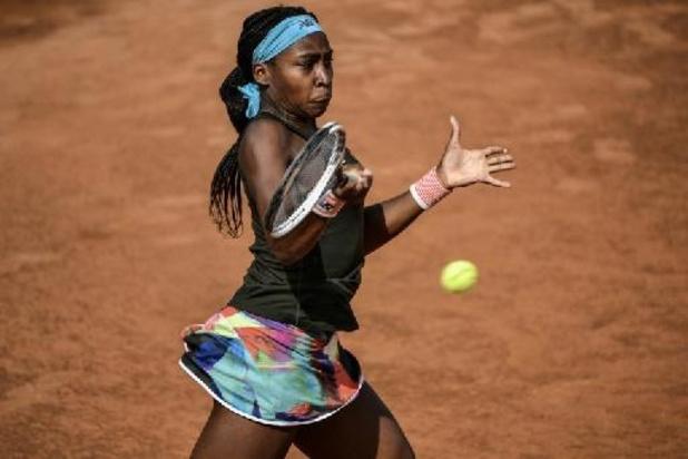 WTA Parma - Cori Gauff steekt tweede titel op zak