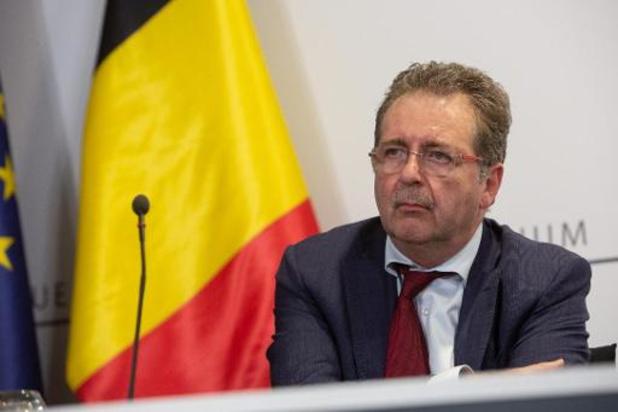 Un comité scientifique se penchera jeudi sur la situation bruxelloise