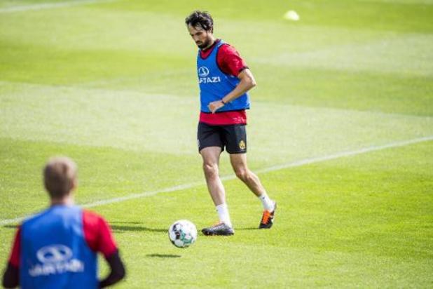 KV Mechelen heeft met Kevin Van Dessel nieuwe assistent, Thibaut Peyre verlengt contract